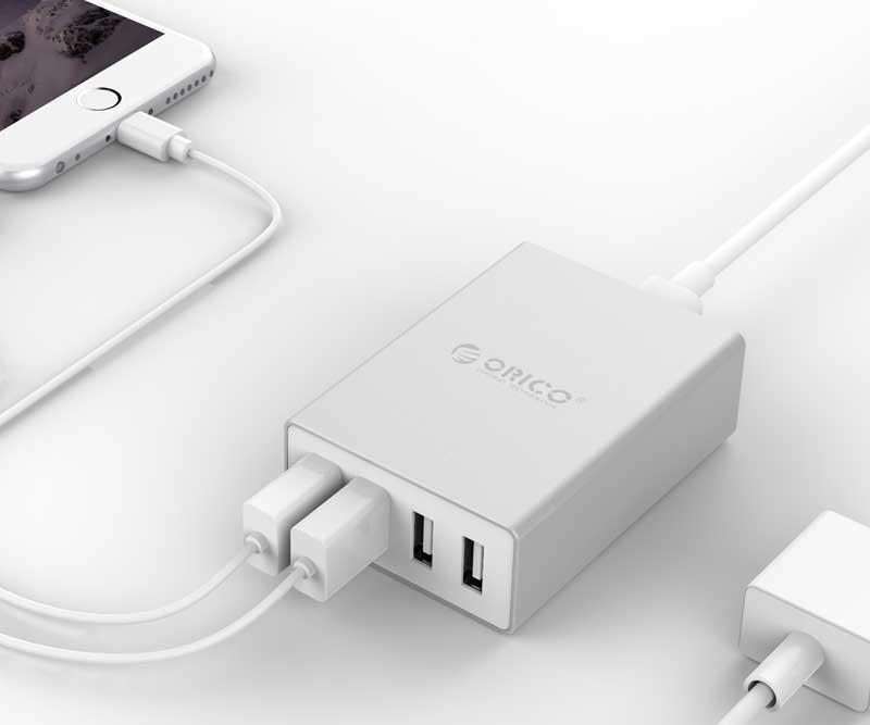 CỔNG SẠC USB ASK-4U-2