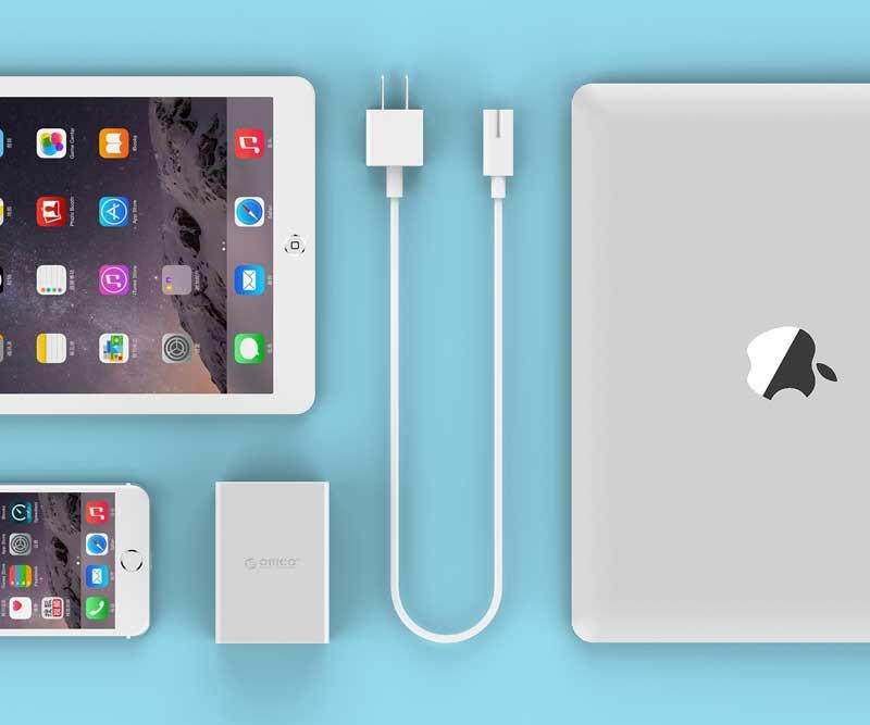 CỔNG SẠC USB ASK-4U-4