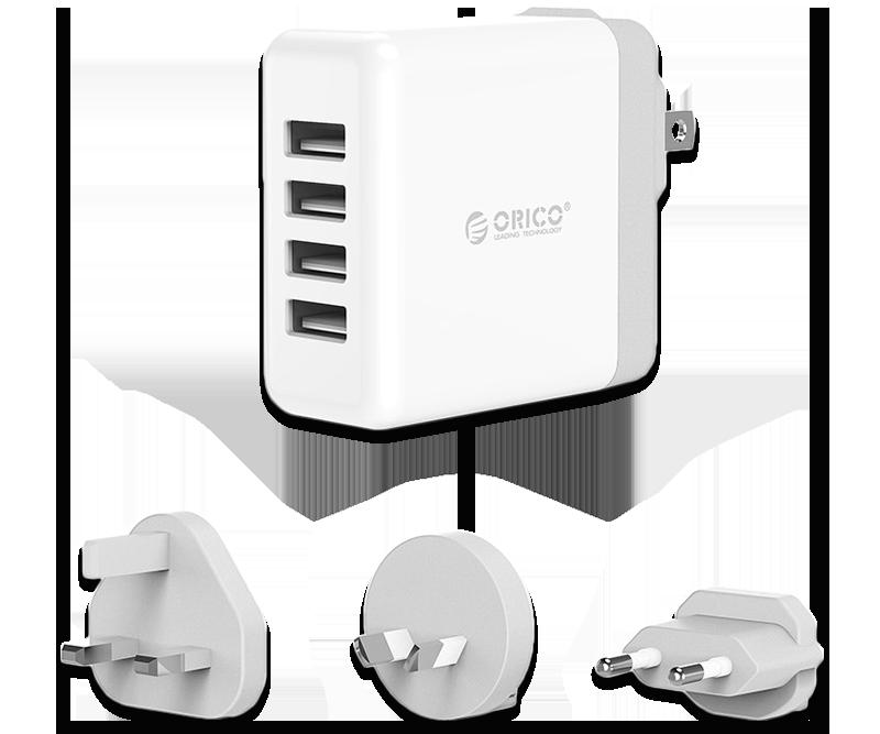 CỔNG SẠC USB DSP-4U