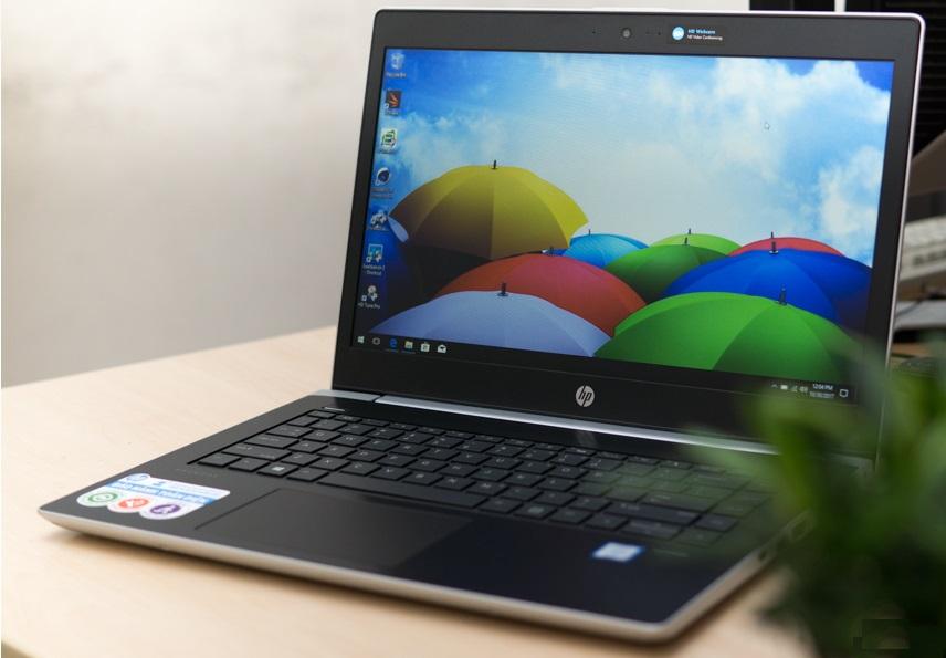 HP Probook 440G5 2ZD34PA (Bạc)