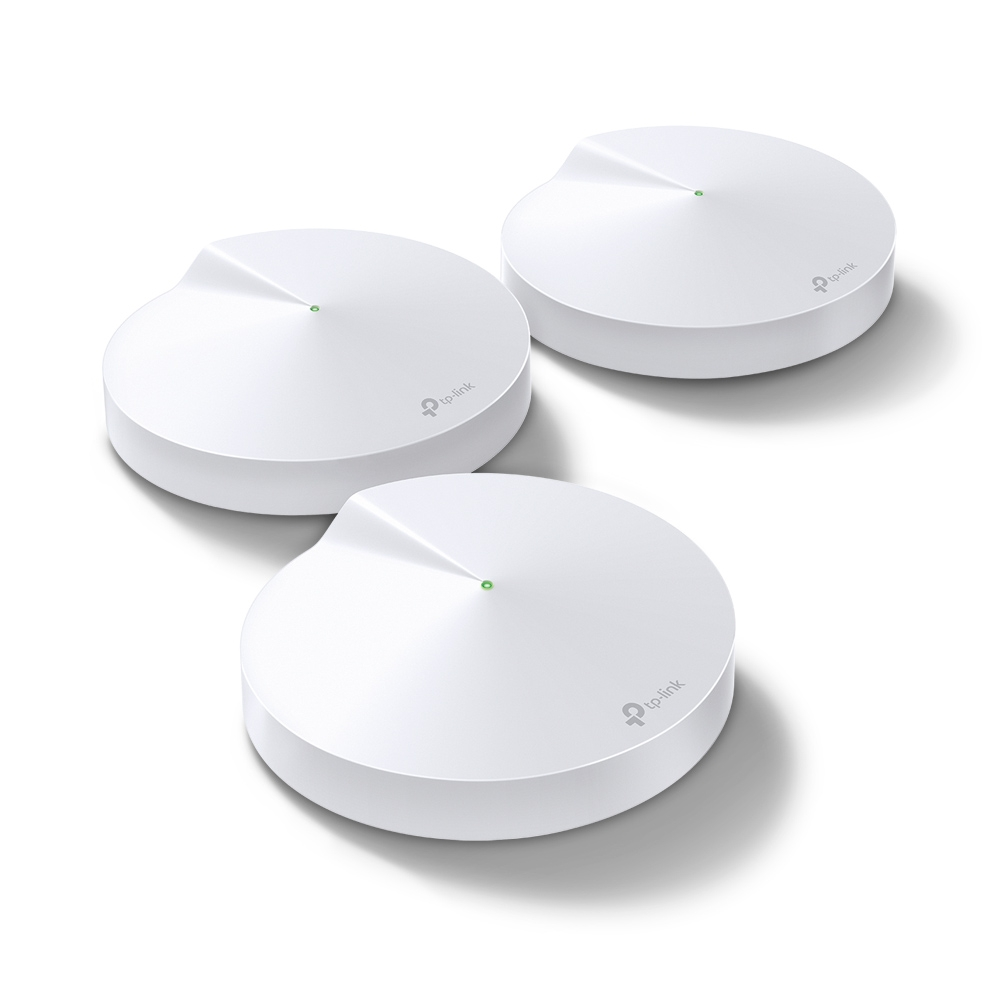 Router TPLINK Deco M9 Plus(3-Pack)