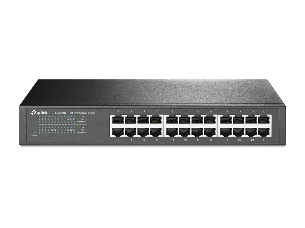 Switch TP-LINK TL-SG1024D